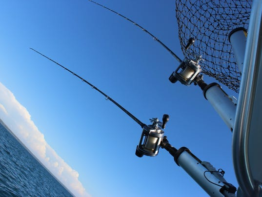 Here 39 s how to go fishing in michigan for Buy michigan fishing license