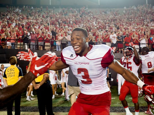 WKU football team posts only win against the SEC on ...