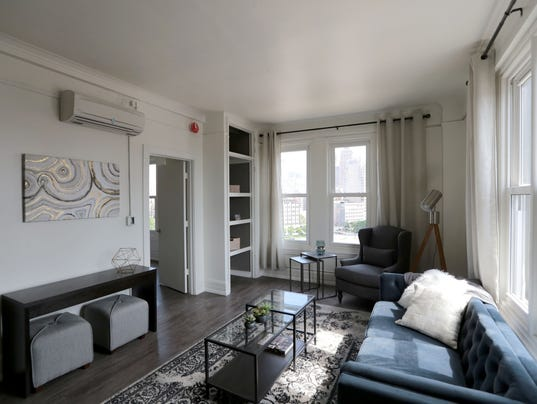 New Wave Of Detroit Apartments Opens To Big Demand