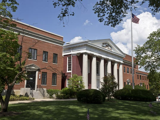 Freeholders split over 40m courthouse project for 22 river terrace building link