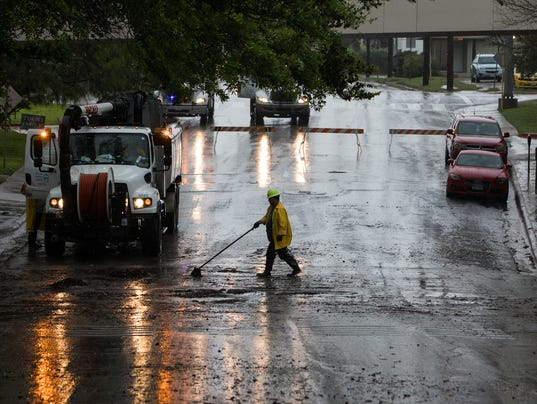What Roads Are Prone To Flooding In Corpus Christi