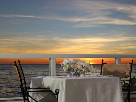 Marco Beach Ocean Resort Restaurant