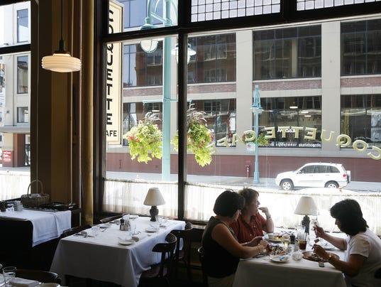 New French Restaurant Milwaukee