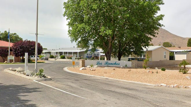 A two-month-old girl was found dead at Los Ranchos mobile home park in Apple Valley on March 3, 2020. The girl's mother, 28-year-old Kristin Brandon, was charged in connection with her death and another infant daughter in August 2020.