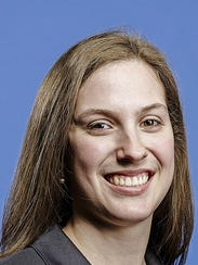 Megan Fasules is a research economist at the Georgetown