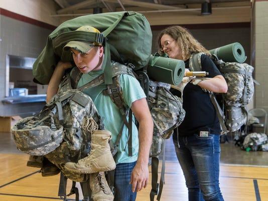 National Guard Training Send Off 03