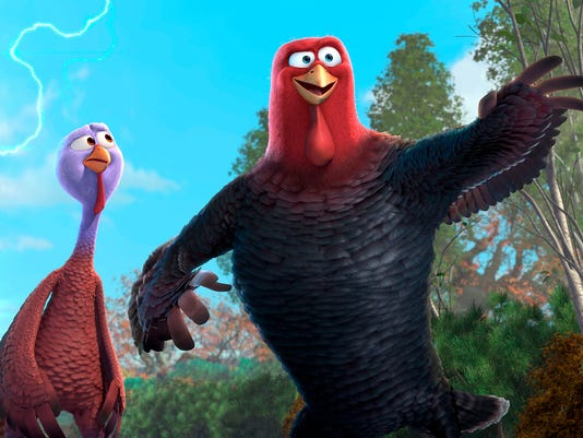 Review: 'Free Birds'