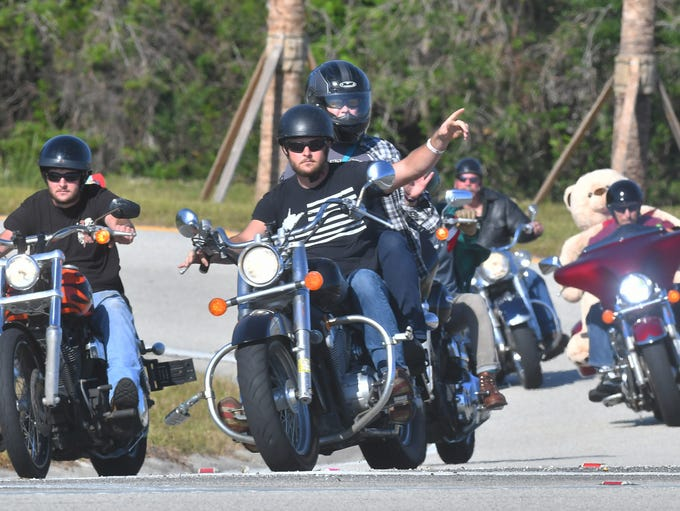 The Space Coast Motorcycle Alliance David Lewis Memorial