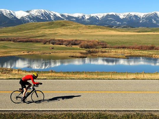 -Peaks to Prairie Adventure race bicycling.jpg_20120422.jpg