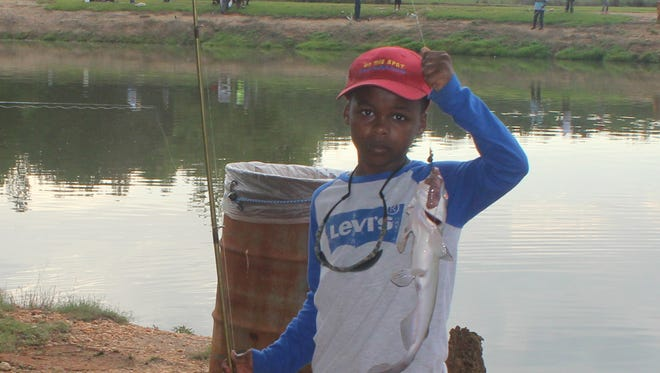 The Montgomery County Sheriff's Office is holding its annual Youth Fishing Rodeo on Saturday at the Montgomery County ponds.