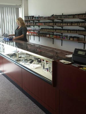 Central City Vapors sells a wide range of vaping products and flavors.