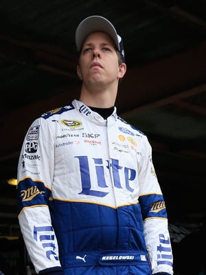 Brad Keselowski only has to finish 29th or better at Dover to clinch a spot in the second round of the Chase for the Sprint Cup.