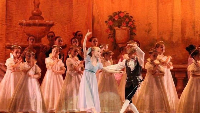 "Greenwich Ballet Academy perform their ""Nutcracker"" in White Plains Dec. 5 and 6."