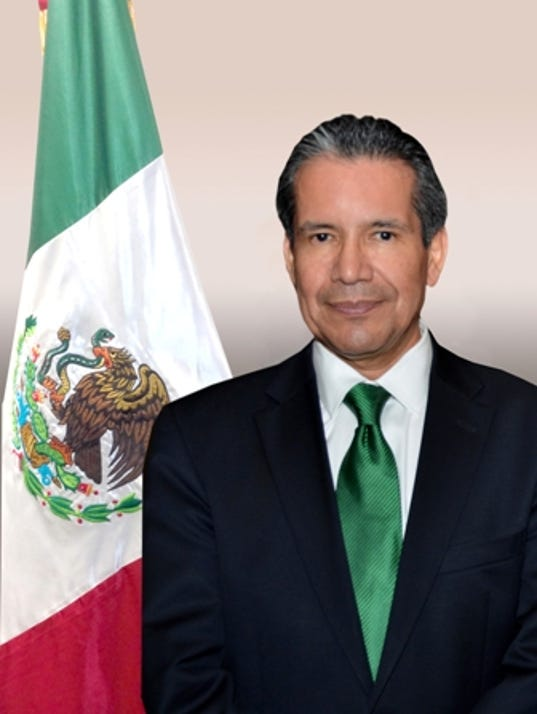 Cónsul de México en Phoenix