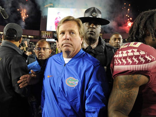 NCAA Football: Florida at Florida State