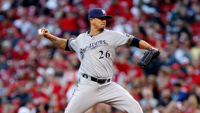 Despite his rough start, Brewers starter Kyle Lohse could bring back quality prospects from a team in need of starting pitching.