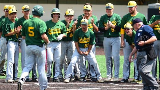 Wantagh vs. Lakeland, NYSPHSAA Class A Baseball, Binghamton