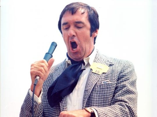 Jim Nabors, Indy 500, 1972