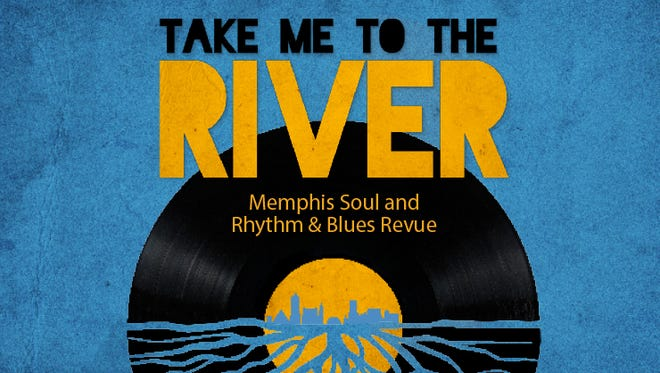 Take Me To The River - Memphis Soul and Rhythim and Blues Revue