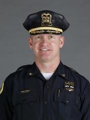 Des Moines Police Chief Dana Wingert