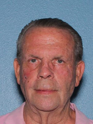 A photo of Terry Coleman, who was reported missing from his residence in Peoria on March 27, 2017.