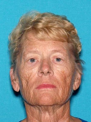 Lisa Mathiason, 77, was reported missing July 29 after departing on a hike in the Mt. Pinos areas of Los Padres National Forest.