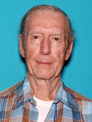 Palm Springs police is searching for 87-year-old Harry Dempster, who was last seen on Ramon Road and Sunrise Way around 8:45 p.m.