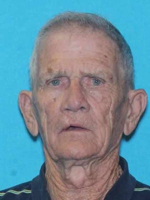 New Mexico State Police provided this photograph of Leland Zane Stovall, last seen in Deming Thursday morning.