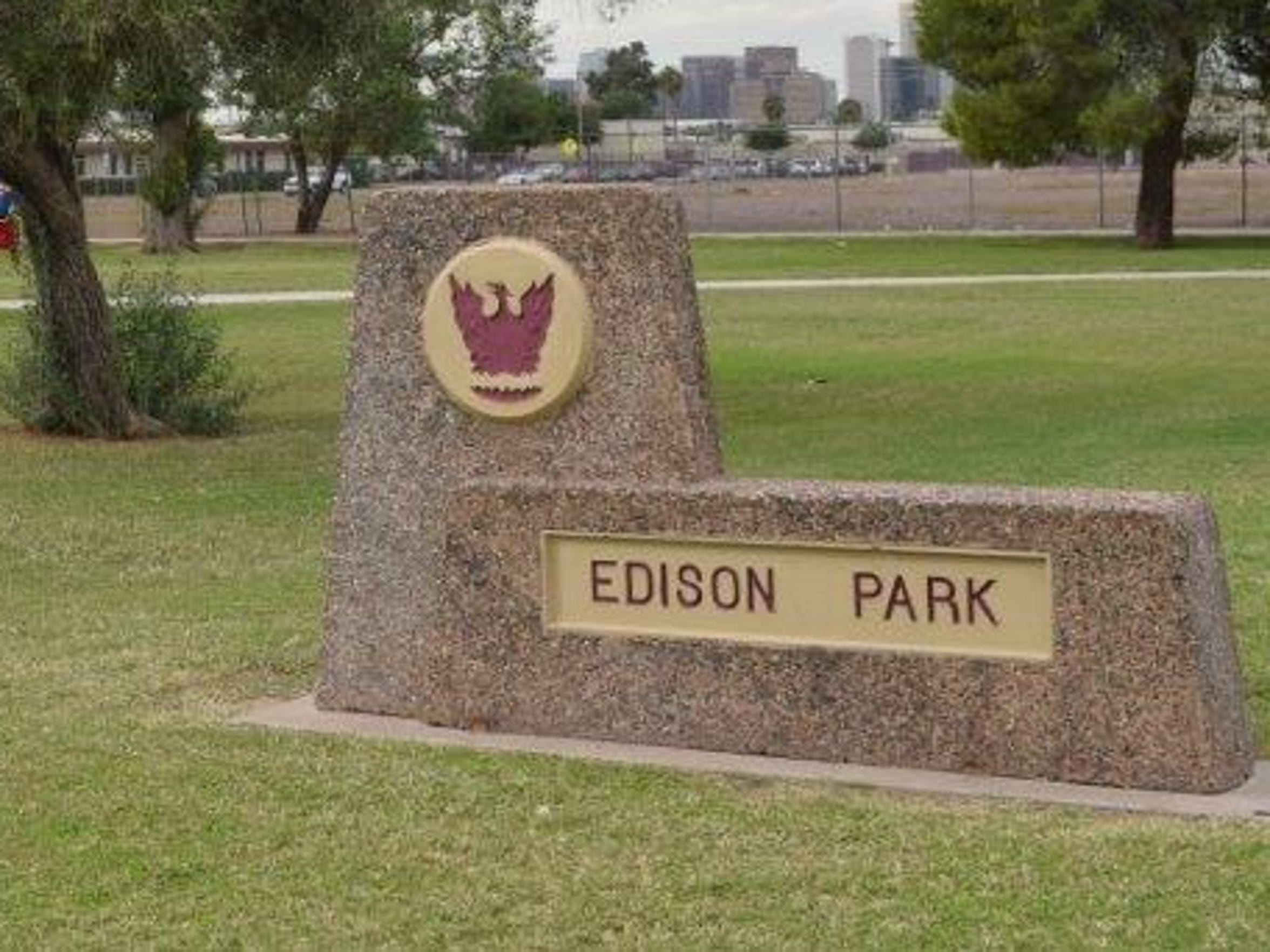 Plans to improve the area surrounding the Edison-Eastlake public-housing project include upgrades to Edison Park.