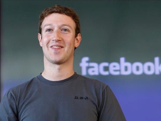 Buffett, Zuckerberg drop in Forbes rich list