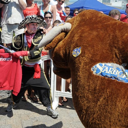 Dewey Running of the Bull moved to June