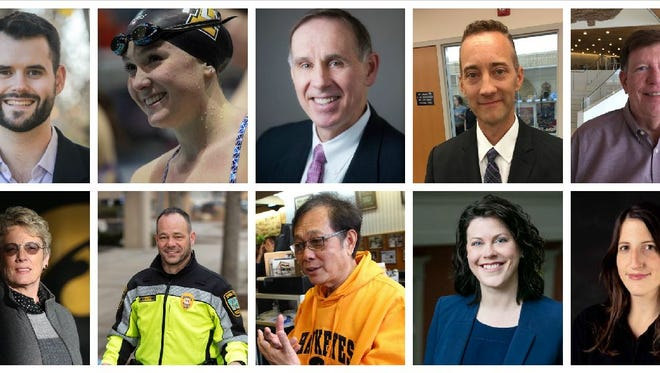 These are the 10 People to Watch in the Iowa City area in 2018.
