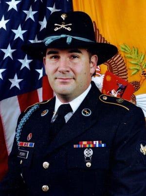 U.S. Army Sgt. Daniel Perry