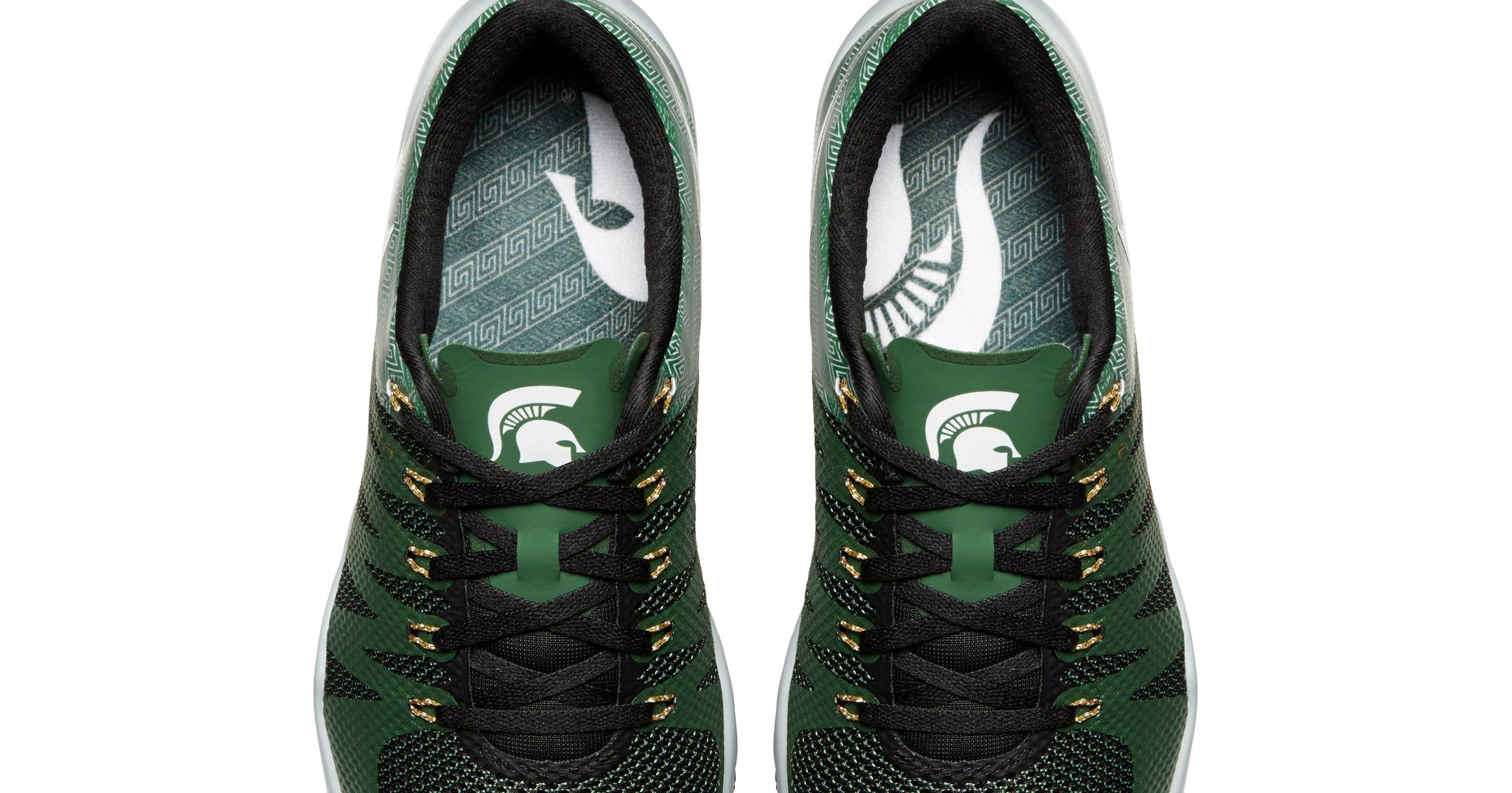 1c97e0b583a9 Just Spartan it  Nike s Michigan State gear debuts