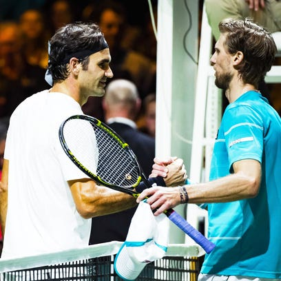 Roger Federer beats Andreas Seppi, advances to Rotterdam final
