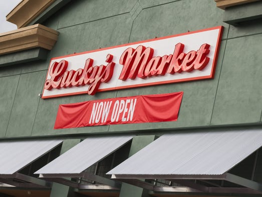 Lucky's Market, a high-quality grocery store that offers