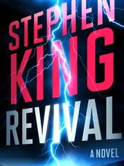 """""""Revival"""" by Stephen King."""