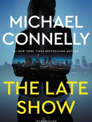 'The Late Show' by Michael Connelly