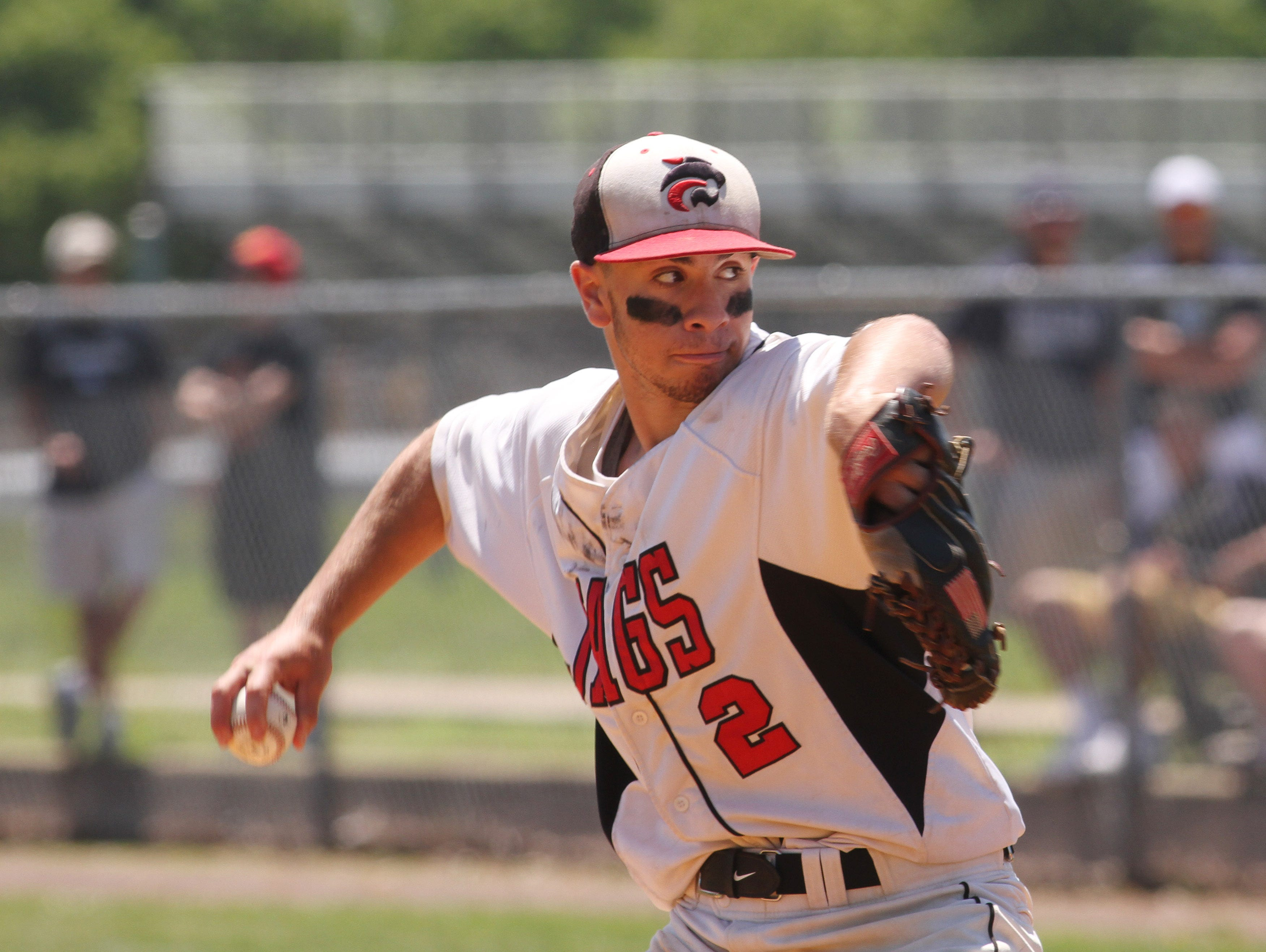 Brandon Janofsky of Jackson Memorial has committed to play at Stony Brook.