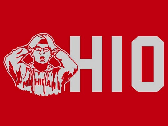 """""""The Disappointment Up North"""" t-shirt design by Cincy"""