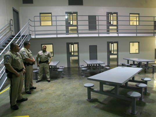 El Paso County Jail Annex