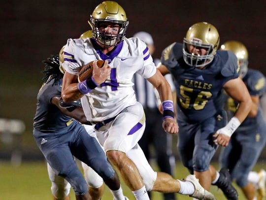 CPA's Kane Patterson has committed to Clemson.