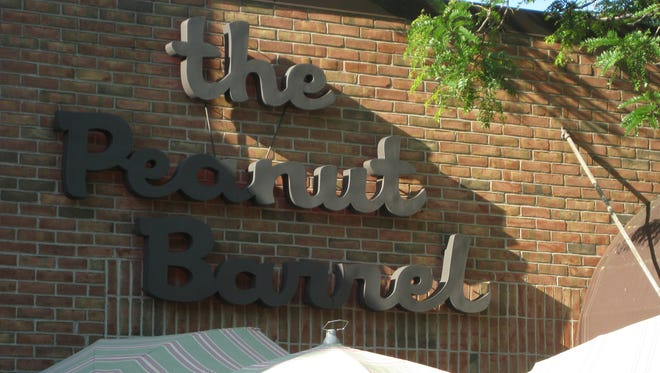 The Peanut Barrel in East Lansing.
