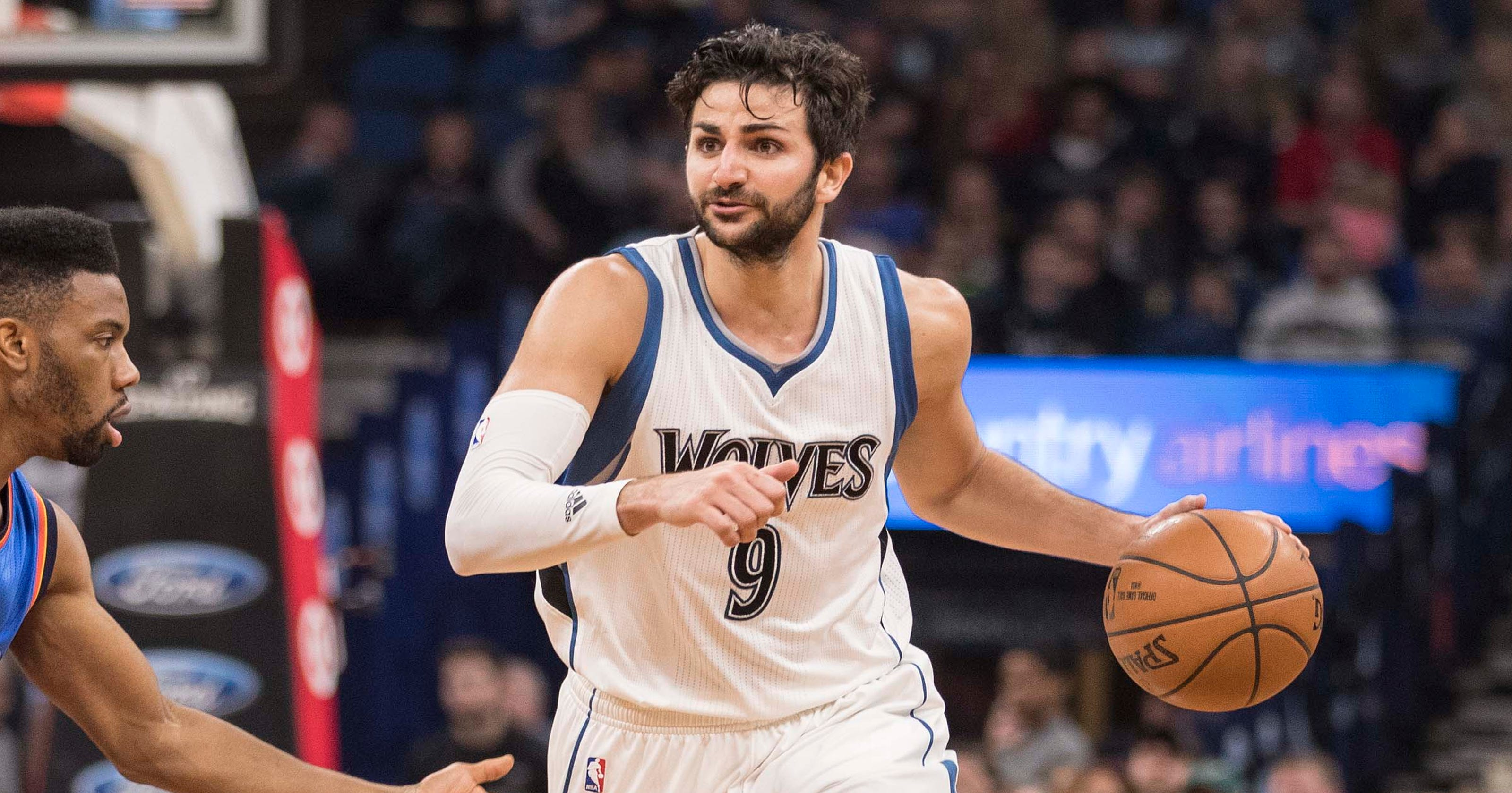 Minnesota Timberwolves trade PG Ricky Rubio to Utah Jazz for protected  first-round pick fe54f05cb