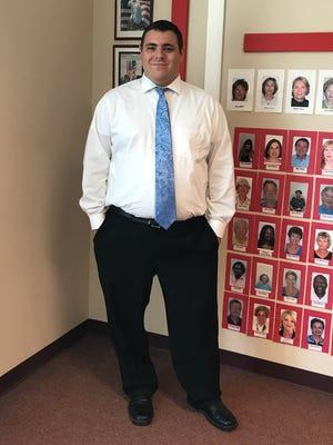 Paul Nigro, circuit director of the Florida Guardian ad Litem Program.