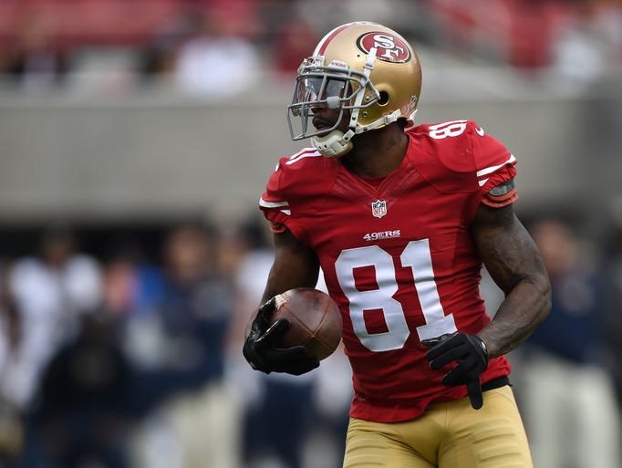 Anquan Boldin is a 13-year NFL veteran.
