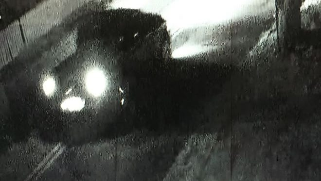 Police obtained footage of this dark-colored truck in the area around the time shots were fired.