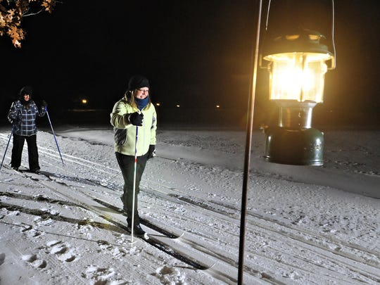 Stearns County Parks and Nordic Ski Club of Central Minnesota invite you to a 2018 Moonlight Ski from 6-10 p.m. Friday at Quarry Park.