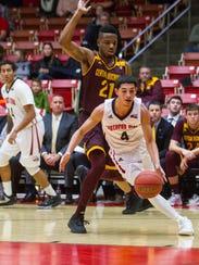 College basketball: Central Michigan at Southern Utah,