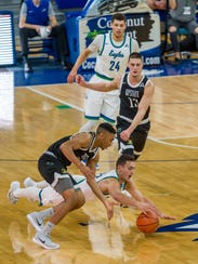 Toughness, as displayed her by FGCU sophomore swingman